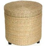 Oriental Furniture Best Deal Pouf