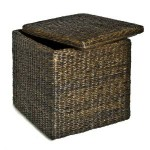 Rush Cube Storage Ottoman