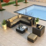 Luxe Urbana Outdoor Sectional Sofa